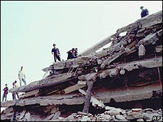 1985 Mexican Earthquake