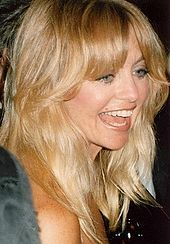 Enjoying Goldie Hawn immensely this evening