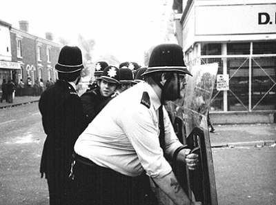 Handswoth Riots in September 1985