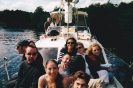 Paxton Princess Boat Party with Salsa and Norwich Friends c2000