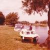 Day trip to Hemingford Grey, 1975