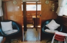 View of the salon aft through The Lady, 1990