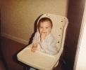 Della as a baby 1984-1985