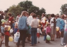 Childrens' gathering  - Little Paxton playgroup1982
