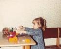 Debbie; play-dough Queen 1982