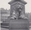 Freda and I in Trafalgar Square