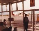 Daniel at East Midlands Airport 1985