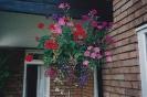 Hayling View flower basket, 1993