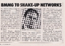 BMMG to shake up networks - Micro Decision may 1985