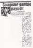 Comart Gamble pays off (1), Garden Trade News Aug 1984