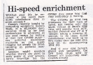 Press cuttings, July 1984