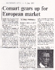 Press cuttings, May-June 1984